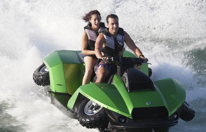 лодка или мотоцикл